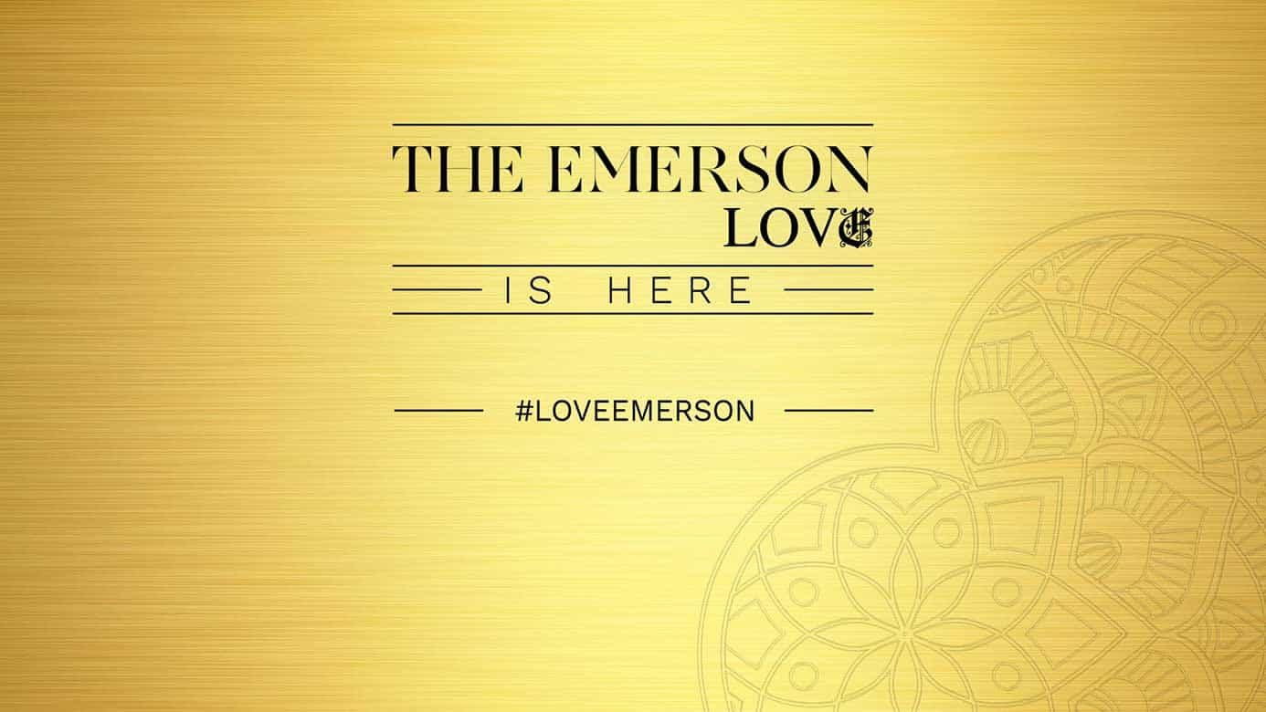 The emerson for The emerson