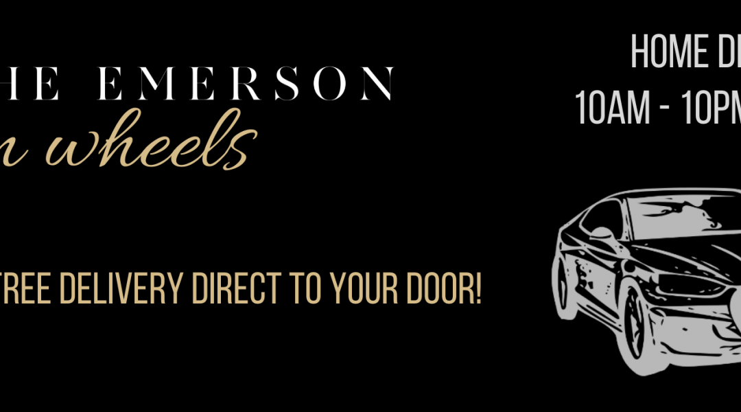 UPDATED The Emerson ON WHEELS WEBSITE